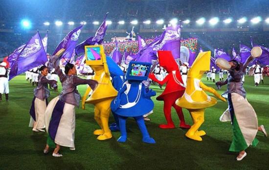 历届世界杯开幕式回顾