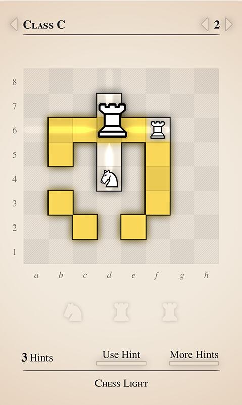 《 国际象棋灯 》截图欣赏