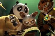 功夫熊猫3:师傅查阅资料,得到天煞的信息,对阿宝委派重任