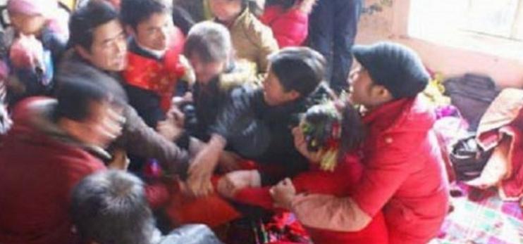 【转】北京时间      结婚的疯狂现场 挑战人类想象力 - 妙康居士 - 妙康居士~晴樵雪读的博客