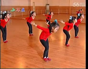 简单的幼儿园六一舞蹈