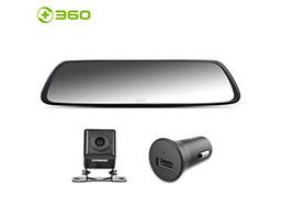 购买权竞拍—1元得360行车记录仪后视镜版M301