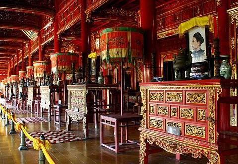 越南顺化皇宫