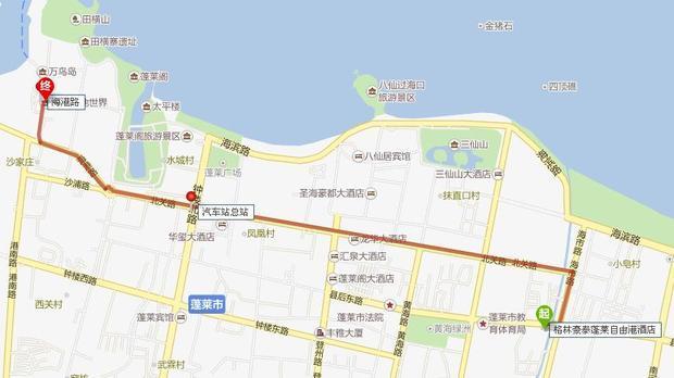 格林豪泰酒店蓬莱自由港店位于蓬莱市海市路7号,附近有欧乐堡、海韵苑、海景苑小区,总体位于蓬莱市东部,您可以沿海滨路行驶,看见海市路之后找到海市路7号既是。若您有需要可以随时拨打0535-5995998,服务人员会给您专业解答。
