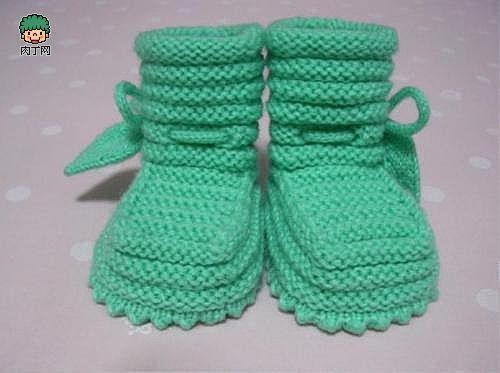 可以穿的编织花样图解