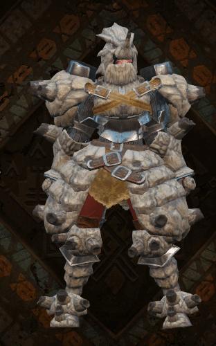 怪物猎人ol铠龙防具有哪些