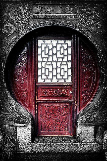 中国建筑之美--门洞