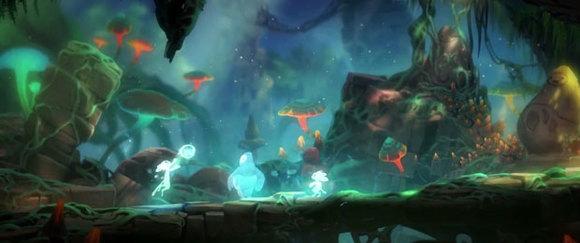 奥日和黑暗森林:终极版图片