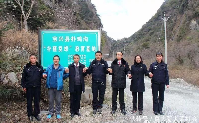 寶興(xing):植(zhi)樹節,他們做的不只是植(zhi)樹!