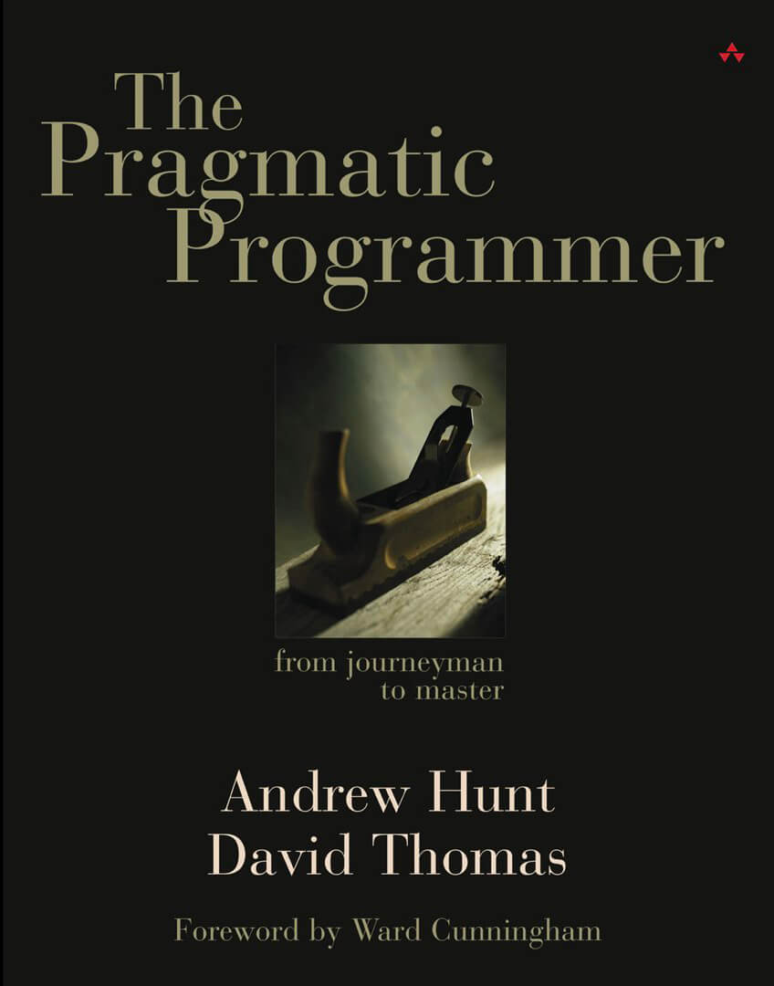 Book recommendation by Daniel Khan: The Pragmatic Programmer