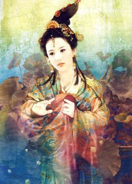 中国古代名女 - 杨柳 - 问君能有几多愁