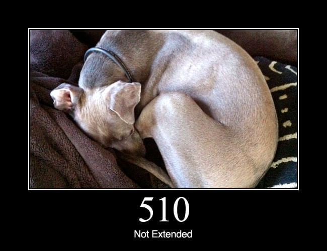 510 Not Extended