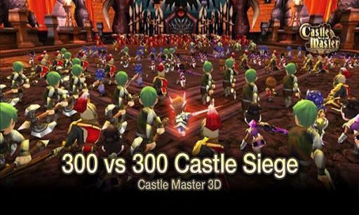 攻城大师 Castle Master 3D截图1