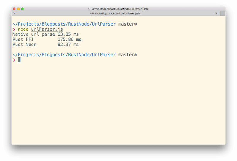 Rust-node-js-benchmark