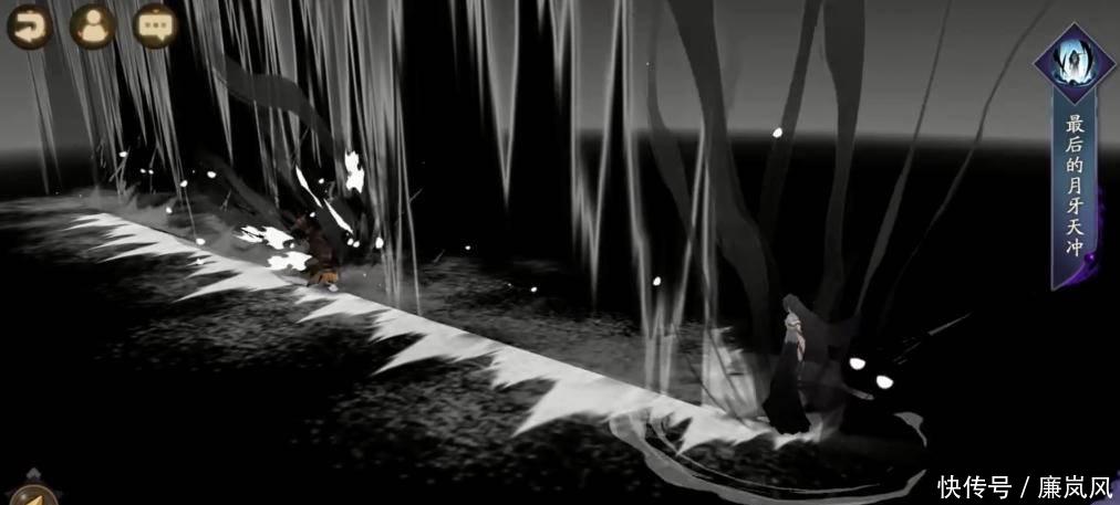 阴阳师黑崎一护立绘殊效暴光:无月形状主动虚化,还有阵亡技能?