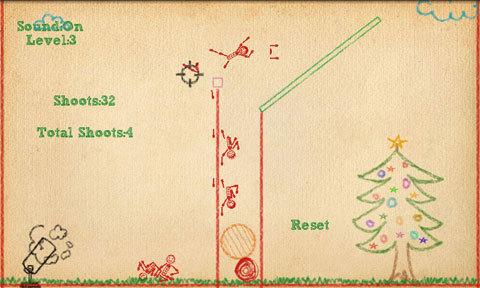 《 蜡笔大炮圣诞节版 》截图欣赏