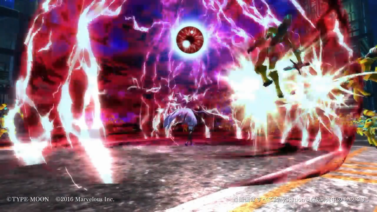 《Fate/EXTELLA》最新情报公布