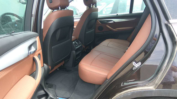 17款中东版宝马X5报价 时尚大气SUV 宝马X5报价