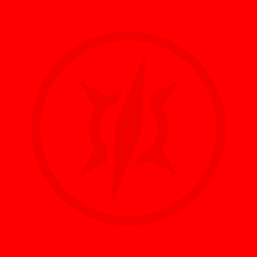 A red square with a faint WebKit logo