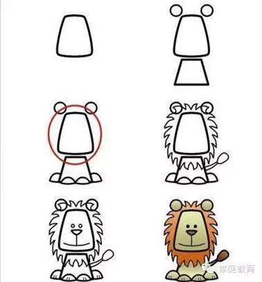 教小朋友画小动物 太实用02太简单-i悦读