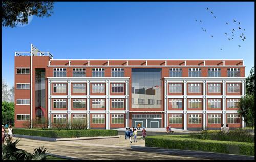 鹤壁明达中学规划图纸