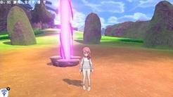 [精灵宝可梦剑盾]如何快速刷出紫色光柱·金色传说·稀有超极巨化