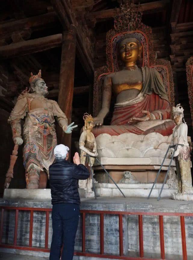 新年初相见:古刹整千年,辽宁义县奉国寺