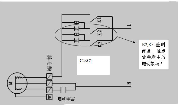 本人觉得d1 d2 应该是接电源负端,可能你没画出来。要不这个电路d1d2和电容器就没用。不讨论0.01pf电容怎么来的,也不可能有这样的电容器。d1d2的结电容都比它大。应该是0.01uf。 d1 d2 其中有1个是稳压二极管,而1个是是整流二极管用于保护太阳能板。d3是隔离用的。这应该是个小型电器用的。 原理,太阳能板电源被稳压滤波后经d3输出给电池或用电器。保证不会过高的电压加在用电器上。而当外部电池接反,电流会经d2d1,d3 形成回路,接近短路。不考虑损坏电池或其他元件,就只为了使太阳能板不被损
