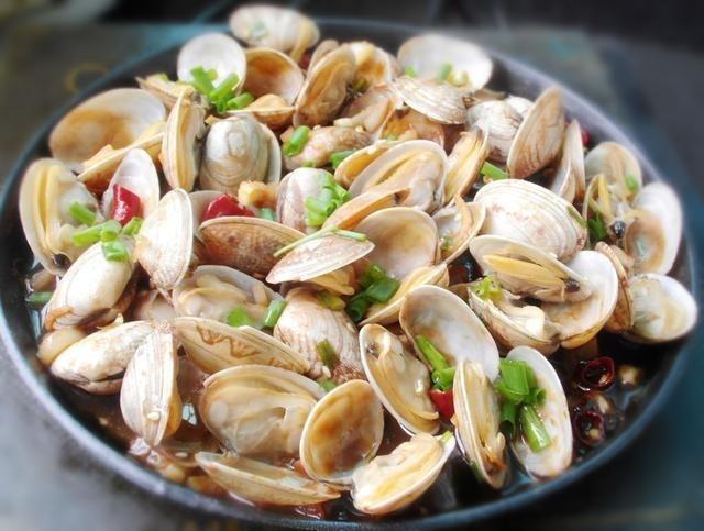花蛤不要再爆炒了,换种做法更好吃! - aihua191 -    aihua191的 博 客