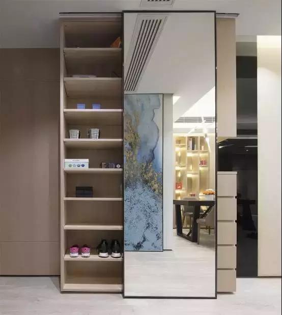 做了30年木工的师傅强烈推荐的鞋柜设计 就说你要不要吧