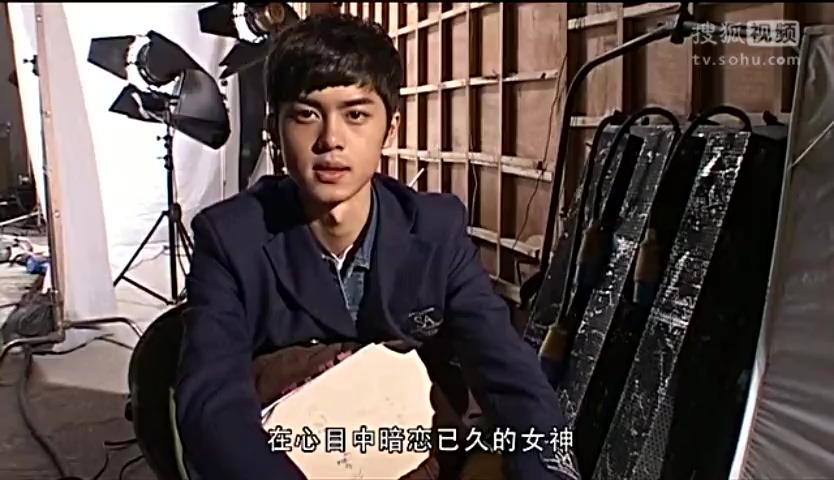 《唱战记》曝秦岚特辑女神美貌秒杀四大男神[高清]