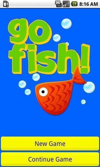 《 Go Fish! 》截图欣赏