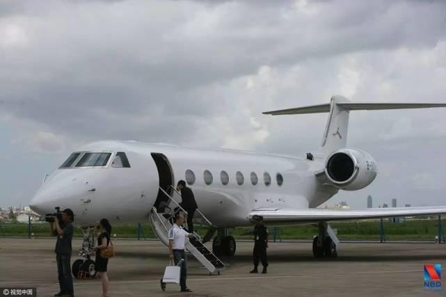 中国富豪最爱什么私人飞机?两位富豪买了同款