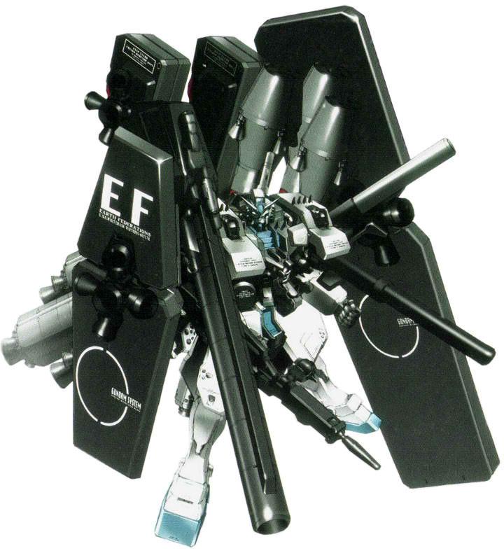"RX-78-3所罗门特快G-3""白色恶魔"""