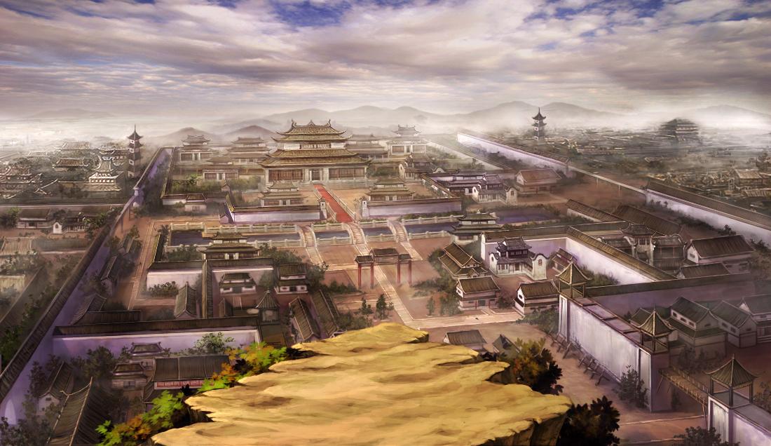 兴庆宫)最宏伟的宫殿图片