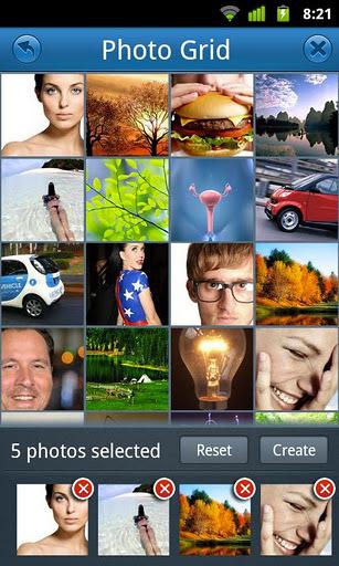 《 相片组合 Photo Grid 》截图欣赏