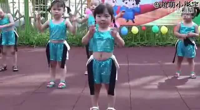 幼儿舞蹈视频大全可爱颂2