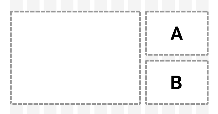 Grid with equal margins