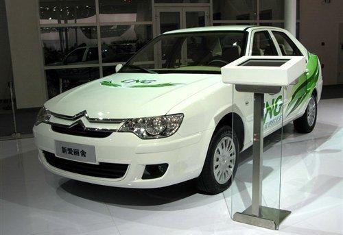 cng双燃料汽车