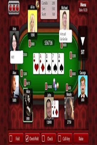 《 扑克 》截图欣赏
