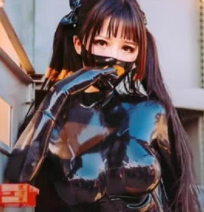 小情趣改装胶衣,又一次出现在漫展之上,a情趣解租公寓短西安sm姐姐图片