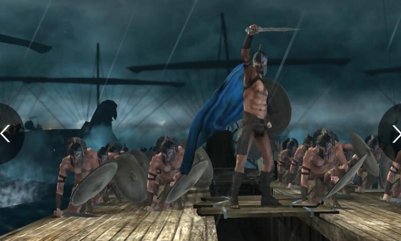 300勇士:帝国崛起HD截图4