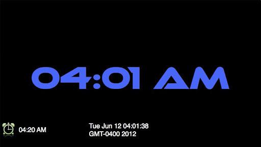 《 Talking Time Alarm Clock 》截图欣赏