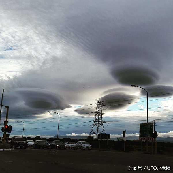 民众受恐慌!南非上空惊现密集UFO - 真光 - 真光 的博客
