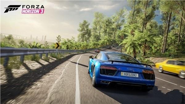 《极限竞速:地平线3》demo