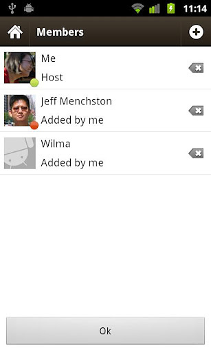 《 EchoUp Messenger 》截图欣赏
