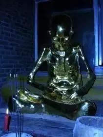 中国十大肉身菩萨(组图) - 锦屏明月 - 锦屏明月