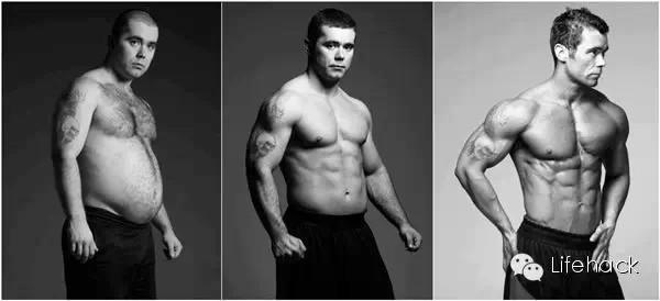 胖子和瘦子_男胖子穿衣搭配图片