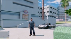 GTA5:已人走城空,谁还记得这座城市?