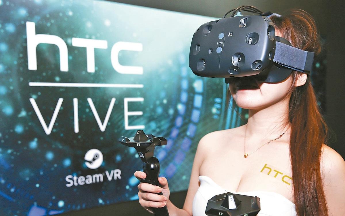 HTC Vive销量远超14万台